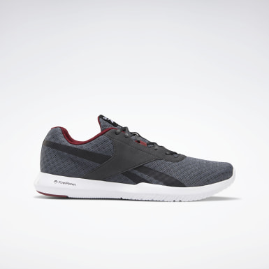 Men Training Grey Reebok Reago Essential 2 Men's Training Shoes