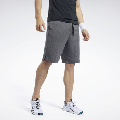 Herr Yoga Svart Workout Ready Performance Shorts