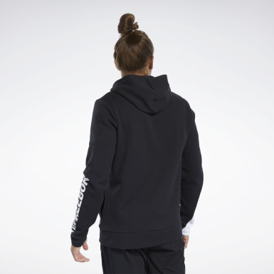 Men Fitness & Training Black Archive Evolution Control Hoodie