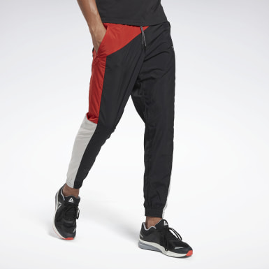 Mænd Running Black Heritage Run Track Pants