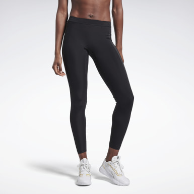 Mallas VB Statement Negro Mujer Fitness & Training
