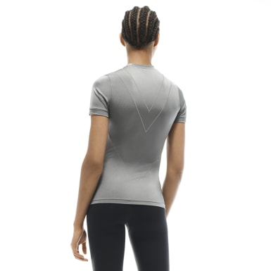 Women Training Silver VB Performance Tee