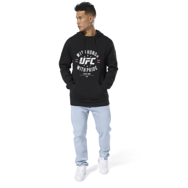 Blusa Capuz UFC Fan Gear Honor and Pride