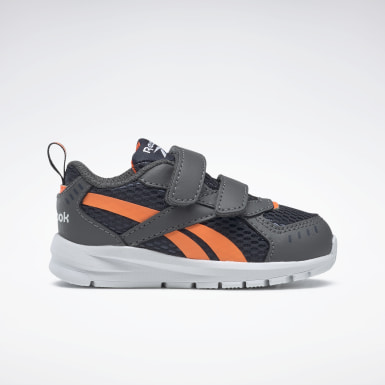 Boys Classics Grey Reebok XT Sprinter Shoes