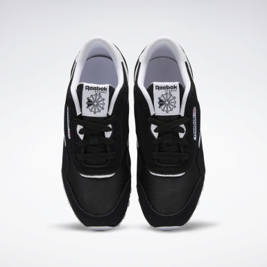 Kids Classics Black Classic Nylon Shoes - Grade School
