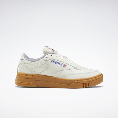 Classics White Club C Stacked Shoes