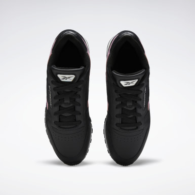 Women Classics Black Classic Leather Women's Shoes