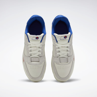 Classics White Dual Court Shoes