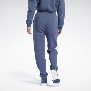 Dam Studio Blå Studio Restorative Fleece Pants