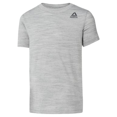 Boys Training Essentials Marble Melange T-Shirt