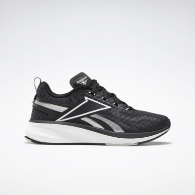 Women Running Black Reebok Fusium Run 2 Women's Running Shoes