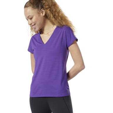 Women Training Purple ACTIVCHILL Tee