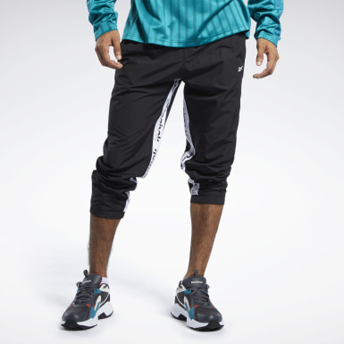 Pants Meet You There 7/8 Negro Hombre Entrenamiento Funcional