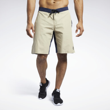 Men Cross Training Reebok CrossFit® Epic Cordlock Tactical Shorts
