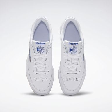 Men Classics White Club C 85 Men's Shoes