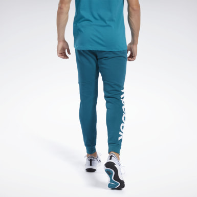 Herr Fitness & Träning Training Essentials Linear Logo Joggers