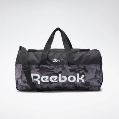 Fitness & Training Black Active Core Grip Duffle Bag Medium