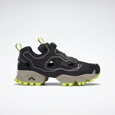 Classics Instapump Fury Trail Shroud Shoes Schwarz