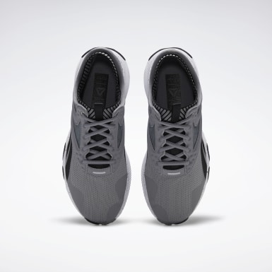 Men Fitness & Training Grey Reebok HIIT Shoes