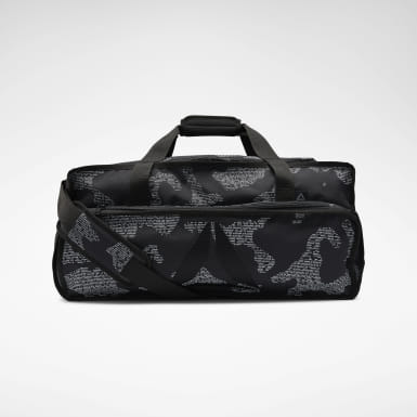 Training Black Training Grip Duffel Bag Large