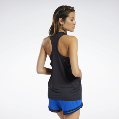 Bvd Con Panel De Malla Workout Ready Negro Mujer Running