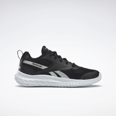 Reebok Rush Runner 3 Black Garçons Course