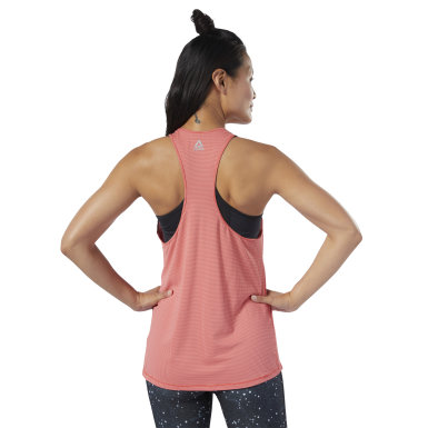 Running Essentials Mesh Tank Top