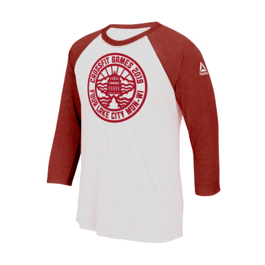 CrossFit�� Games Madison Capitol Raglan Tee