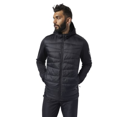 Outerwear Thermowarm Hybrid Down Jacket