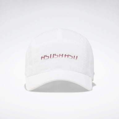 Cappellino Reebok by Pyer Moss Bianco Classics