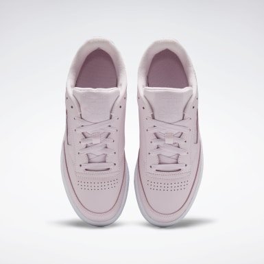 Women Classics Pink Club C 85 Women's Shoes