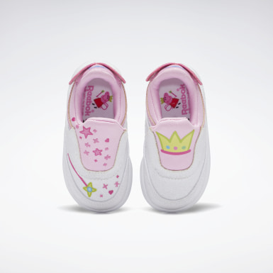 Kids Classics Pink Club C Slip-On IV Shoes