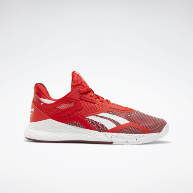 Women Fitness & Training Red Reebok Nano X Shoes