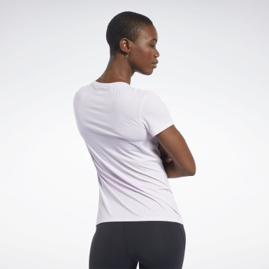 T-shirt ACTIVCHILL à motif Rose Femmes Fitness & Training