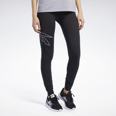 Dam Fitness & Träning Svart United by Fitness Compression Tights