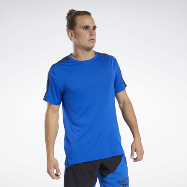 Men Hiking Workout Ready Tech Tee