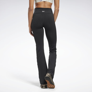 WOR PP Bootcut Negro Mujer Fitness & Training