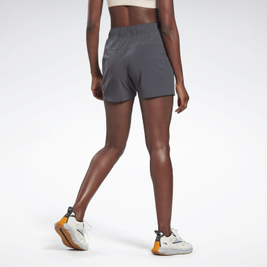 Kvinder Running Grey Night Run 3-Inch Shorts