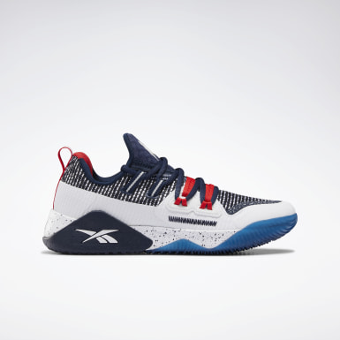 Boys Training Blue Reebok JJ III Shoes