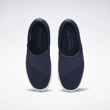 Women Walking Blue Katura Shoes