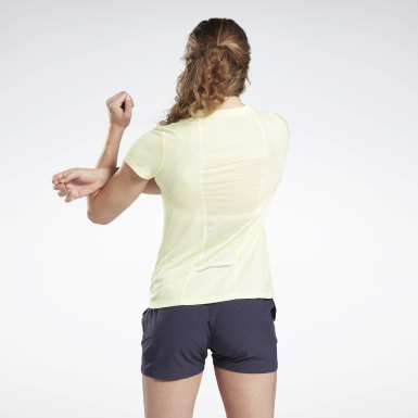 Camiseta Running Essentials Speedwick Mujer Trail Running