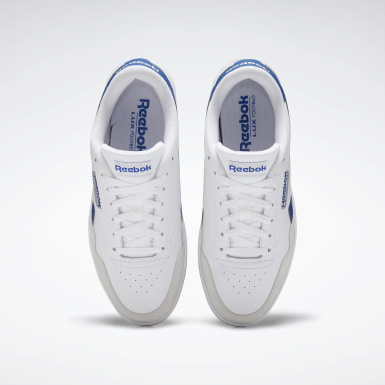 Men Classics White Reebok Royal Techque T LX Shoes