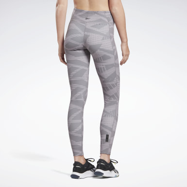 Tight LES MILLS® Reebok Lux Bold 2.0 - AOP Donna Studio