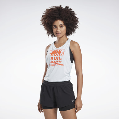 Women Running Blue One Series Running ACTIVCHILL Tank Top