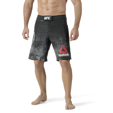 Men UFC Black UFC Fight Night Octagon Short