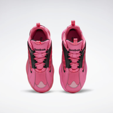 Women Classics Pink Reebok Royal Pervader Shoes