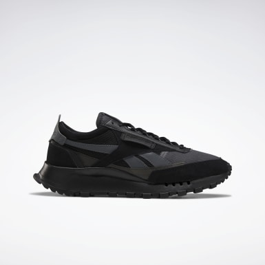 Classics Black Classic Leather Legacy Shoes
