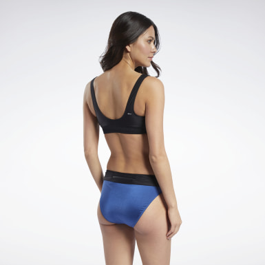 Reebok Lifestyle Scoop Neck Bra Top