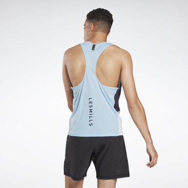 Men Cycling LES MILLS® Singlet