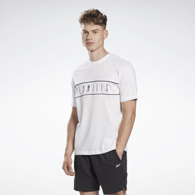 Men Studio LES MILLS® Linear T-Shirt